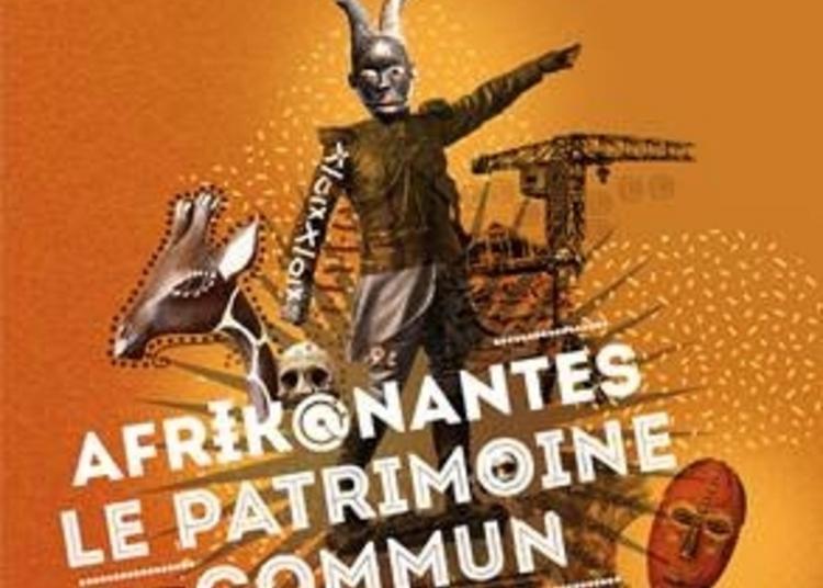 Le  Patrimoine  Afrik@nantes ; Jeux Et Enjeux à Nantes