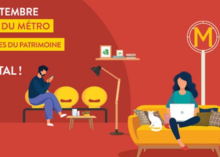 Le Patrimoine De La Ratp S'invite Chez Vous à Paris 12ème