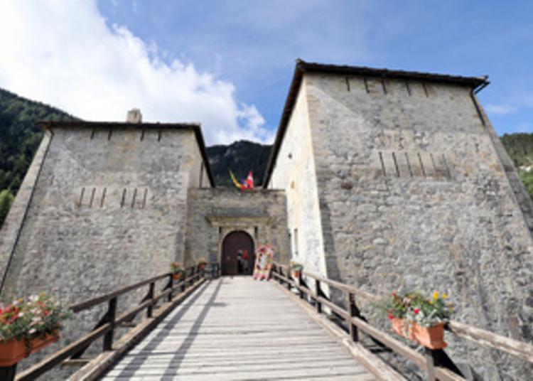 Le Patrimoine Militaire Régional Avec Patrimoine Aurhalpin Au Fort De Vaise à Lyon