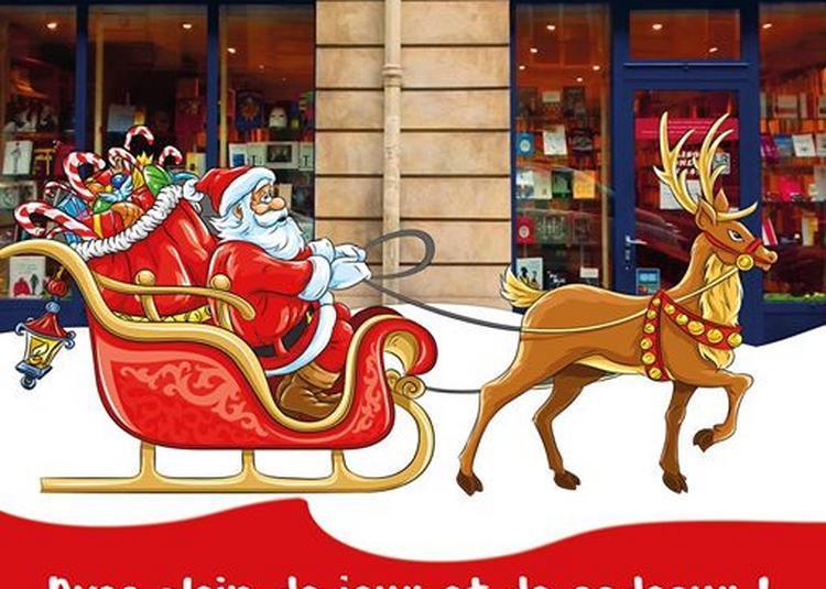Le Père Noël débarque à la Librairie Théâtrale ! à Paris 2ème