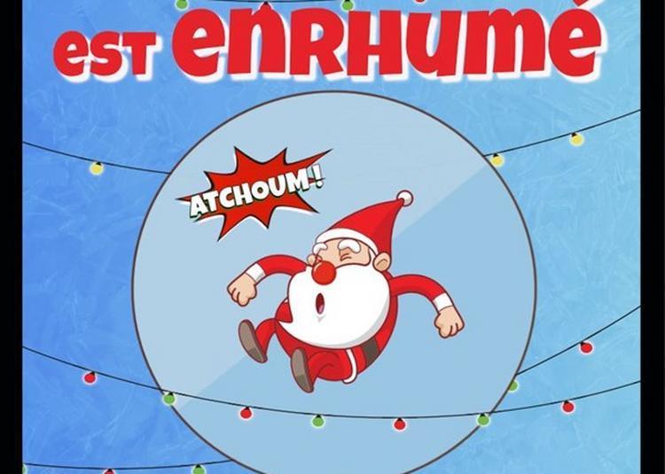 Le Père Noël Est Enrhumé à Paris 11ème
