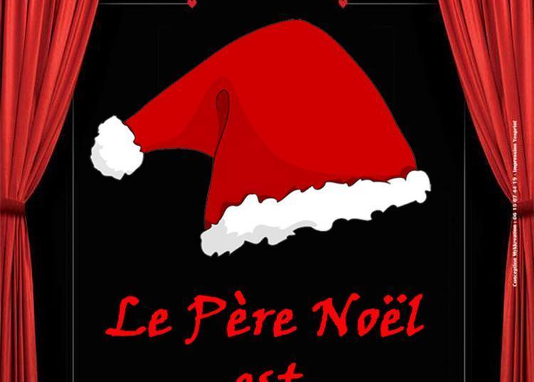 Le père Noël est une ordure à Marseille