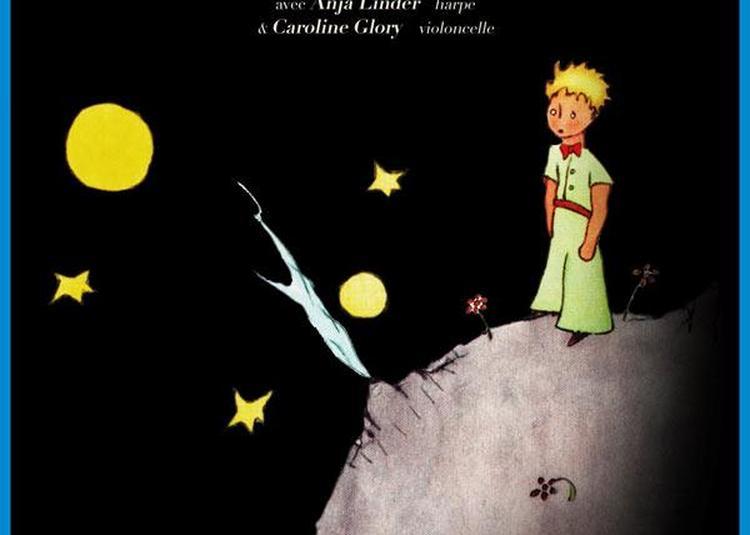 Le Petit Prince à Lacoste
