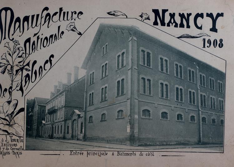 Le Pôle Manufacture à Nancy