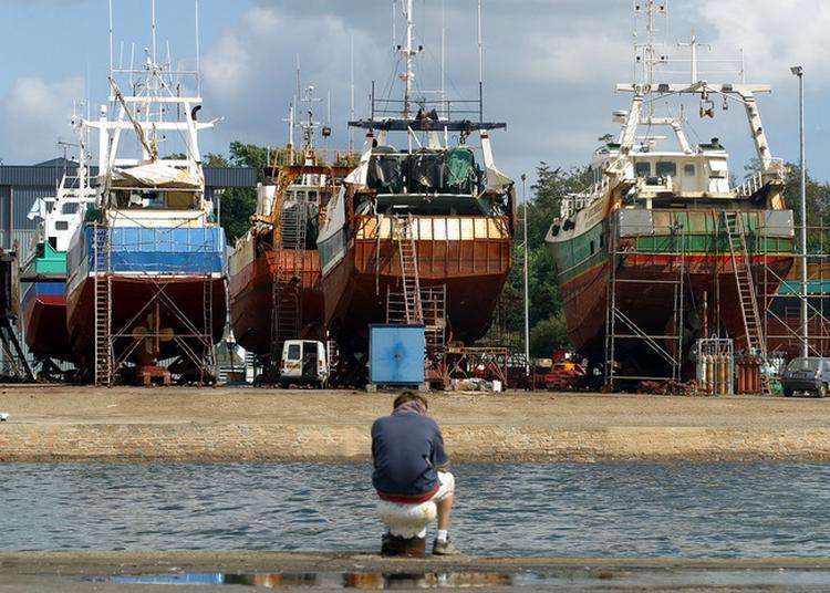 Le Port Dans Tous Ses États à Concarneau