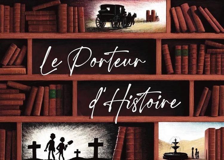 Le Porteur D'Histoire à Paris 9ème