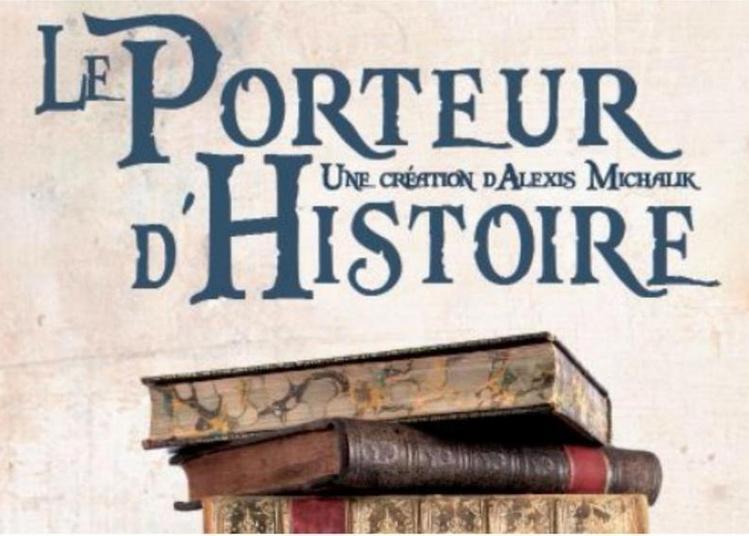 Le Porteur D'Histoire à La Ciotat