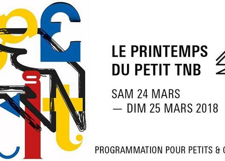 Le Printemps Du Petit Tnb à Rennes