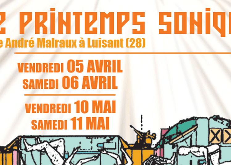 Le Printemps Sonique 2019