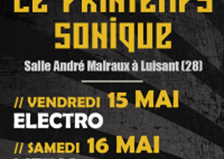 Le Printemps Sonique - Pass 2 Jours à Luisant