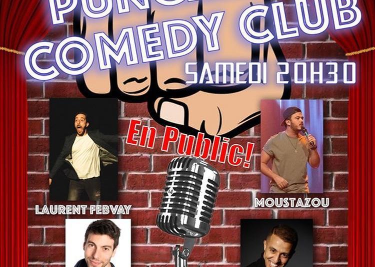 Le Punchline Comedy Club à Marseille
