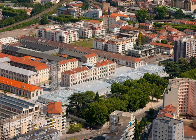 Le Quartier Manufacture / Cité Du Design Vous Ouvre Ses Portes ! à Saint Etienne