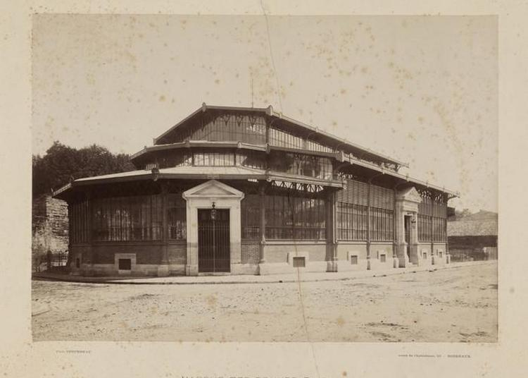 Le Quartier Saint-michel En Archives à Bordeaux