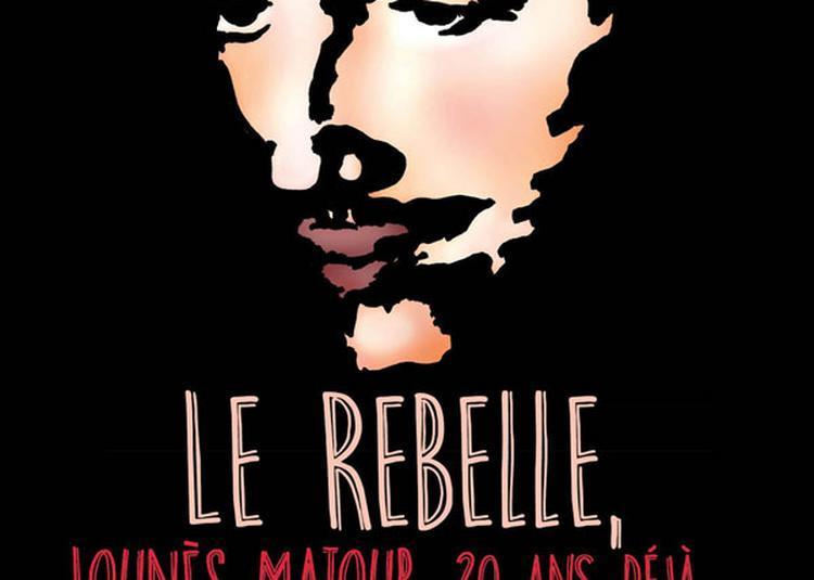 Le Rebelle - Lounes Matoub à Paris 15ème