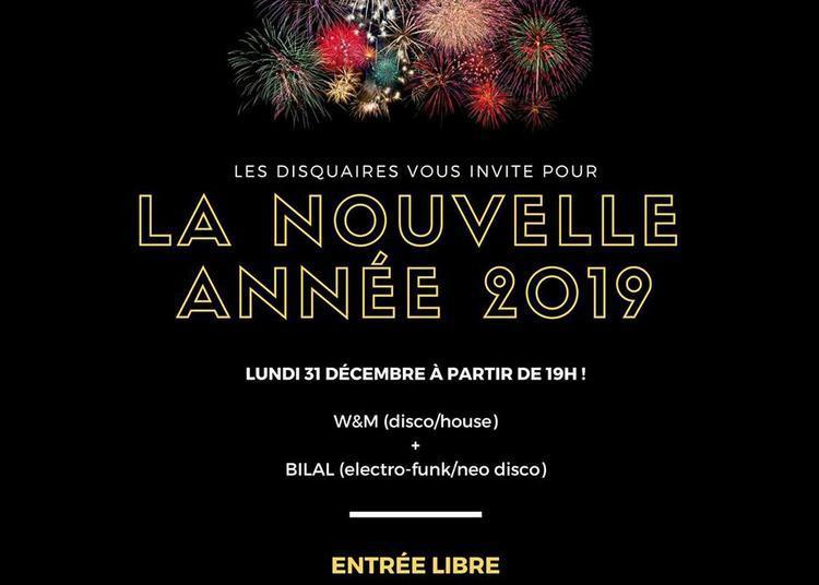 Le Réveillon Du Nouvel An : W&M X Bilal à Paris 11ème