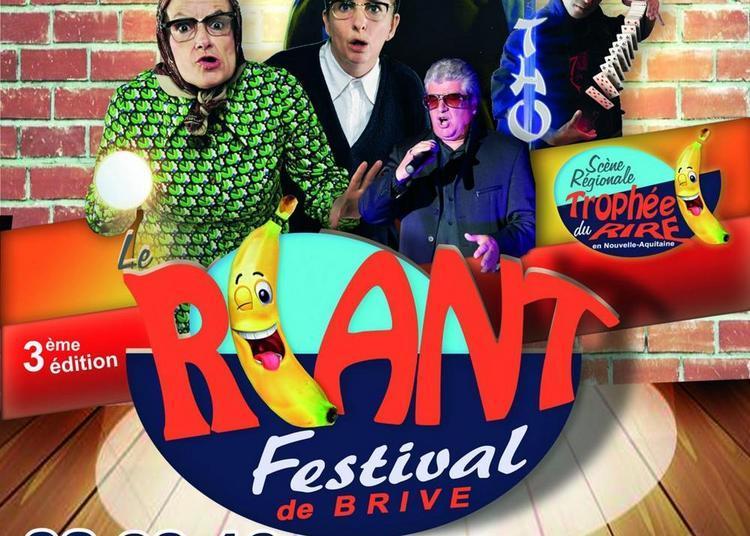 Le Riant Festival De Brive - 3 Jours à Brive la Gaillarde