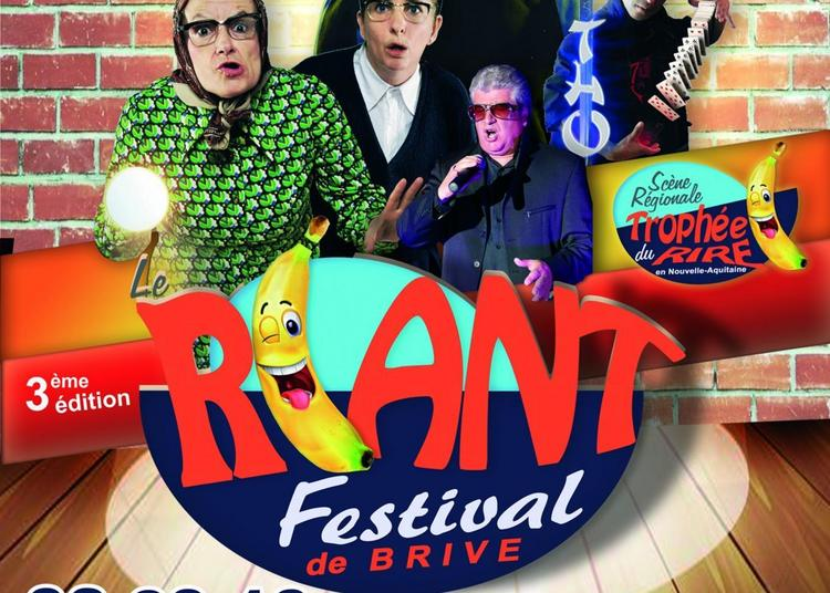 Le Riant Festival De Brive - Samedi - Jarry à Brive la Gaillarde