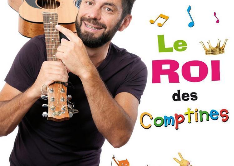 Le roi des comptines à Dijon