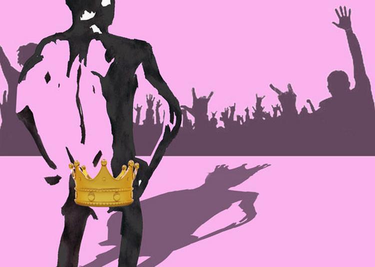 Le Roi Nu à Mantes la Ville