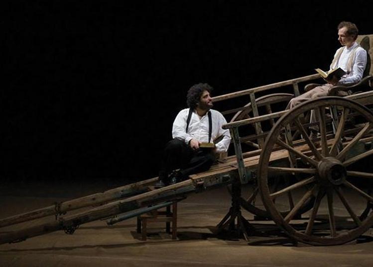 Le Roman de monsieur Molière à Paris 16ème