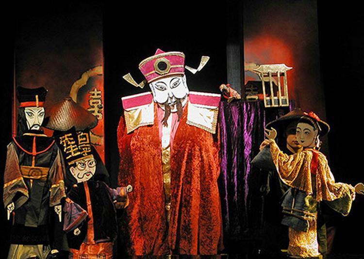 Le Rossignol Et L'empereur De Chine Zao à Orsay