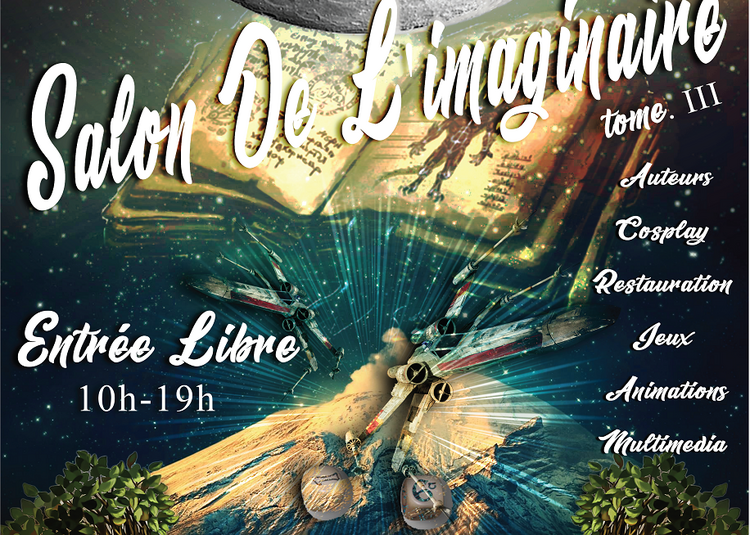 Le Salon de l'Imaginaire 2018