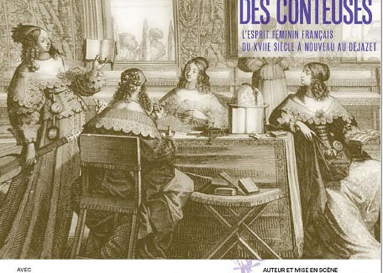 Le Secret Des Conteuses à Paris 3ème