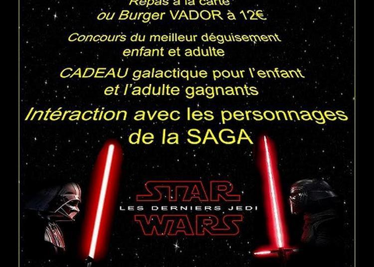 Le Show Star Wars - Avant 1ère Episode VIII - Les derniers Jedi à Hallennes Lez Haubourdin