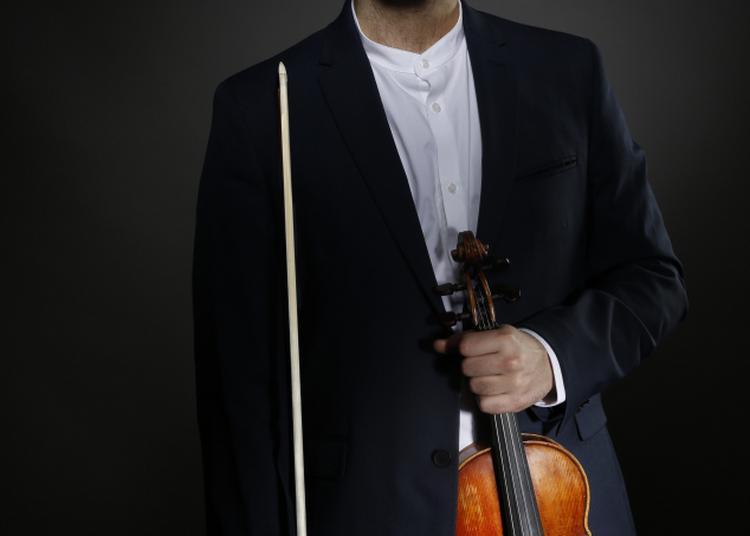 Le Siècle d'argent, Tcherepnine & Prokofiev : concert de François Pineau-Benois et  Slava Guershovitch à Nantes