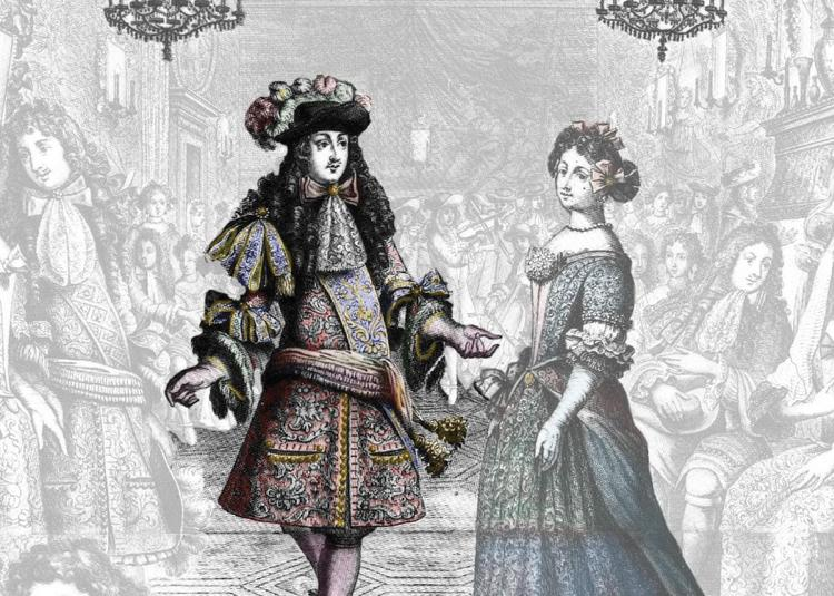 Le Siècle de Louis le Grand de Charles Perrault à Auriac du Perigord