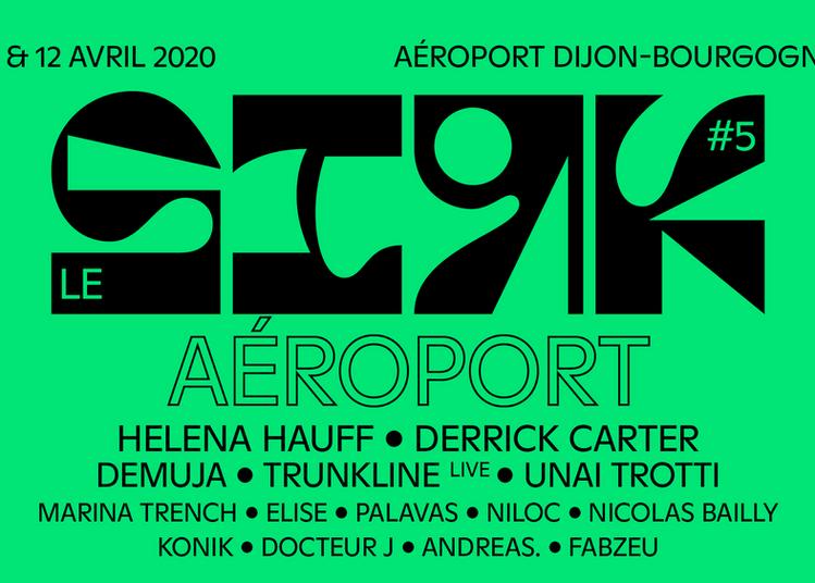 Le Sirk #5 - Aéroport Dijon-bourgogne 2020