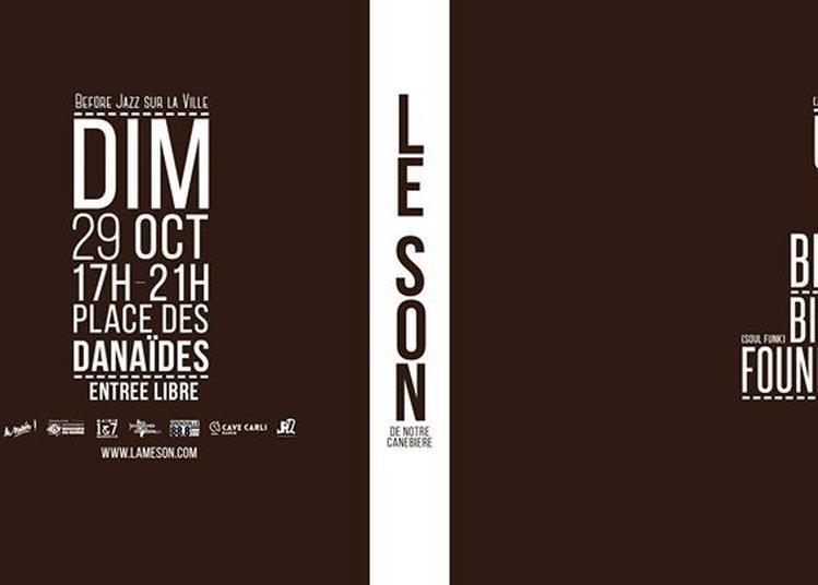 Le Son Special Before Jazz sur la Ville à Marseille