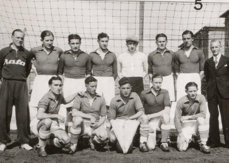 Le Sport Dans Les Entreprises: Hbl Et Bata-1946-2004 à Saint Avold