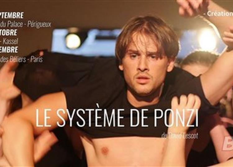 Le Système De Ponzi à Paris 18ème
