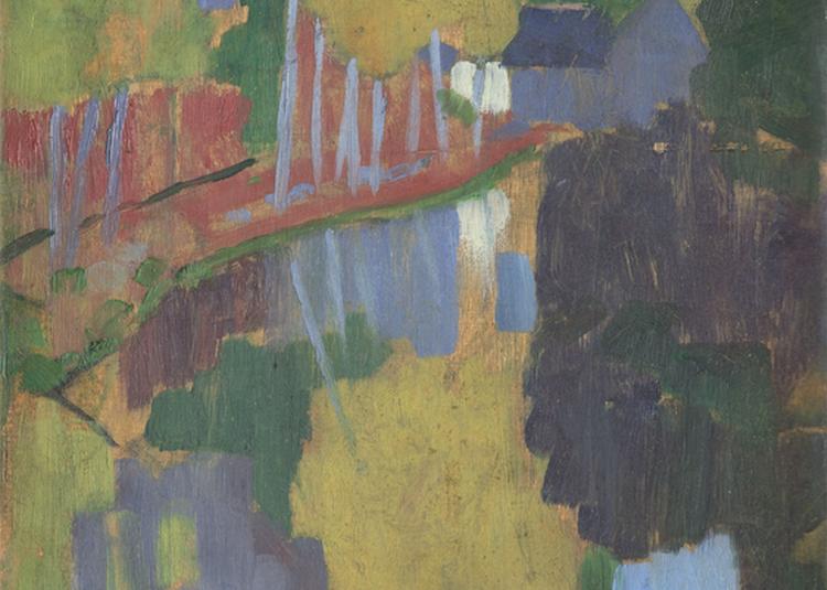 Le Talisman de Paul Sérusier - Une prophétie de la couleur à Pont Aven