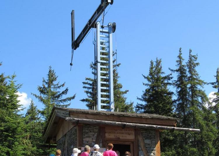 Le Télégraphe Chappe En Maurienne : Saint-andré / Avrieux / Valcenis-sollières-sardières à Saint Andre