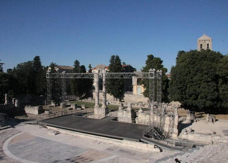 Le Théâtre Antique à Arles