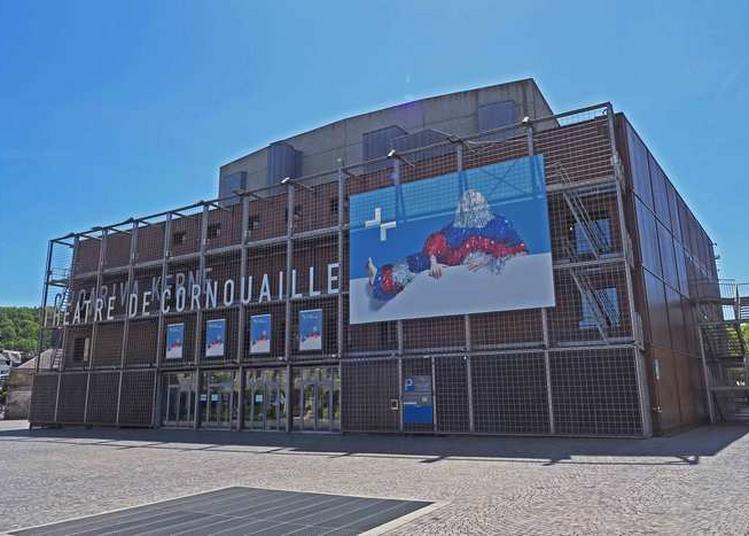 Le Théâtre De Cornouaille à Quimper