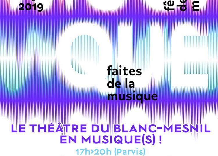 Le Théâtre Du Blanc-mesnil En Musique(s) à Le Blanc Mesnil