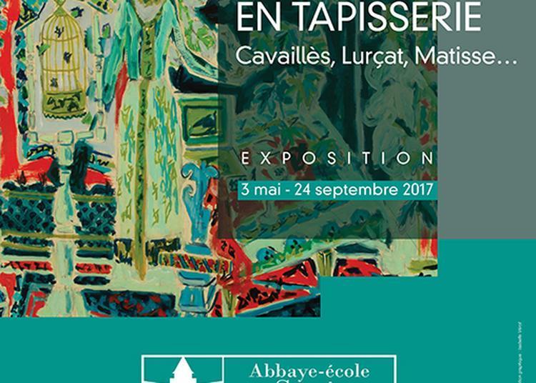 Le Théâtre En Tapisserie, Cavaillès, Lurçat, Matisse... à Soreze