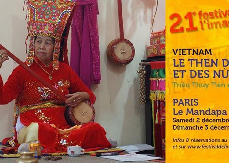 Le Then des Tày et des Nùng / Vietnam à Paris 13ème