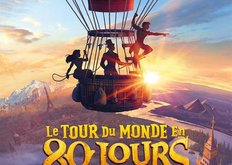 Le Tour Du Monde En 80 Jours, à Paris 9ème