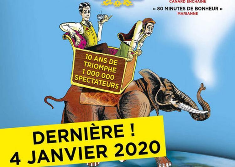 Le Tour Du Monde En 80 Jours à Paris 14ème