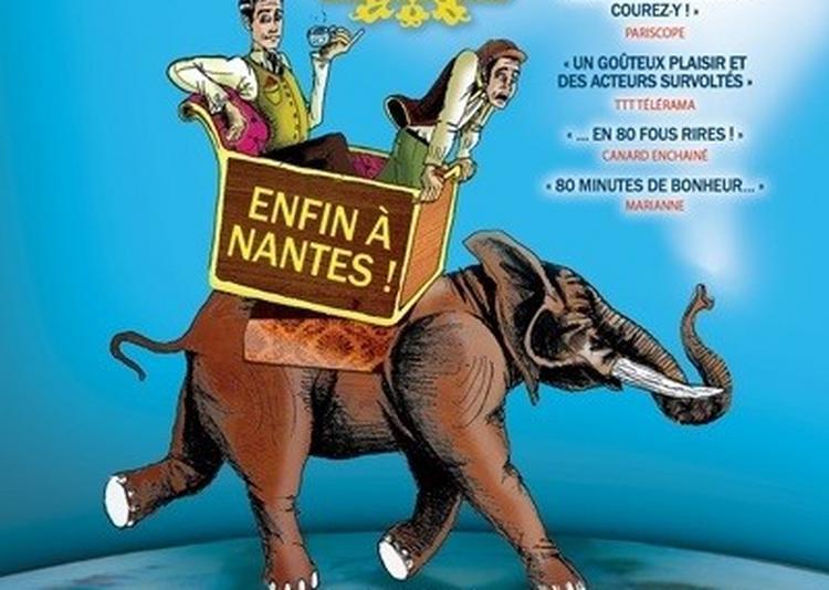 Le Tour Du Monde En 80 Jours à Nantes