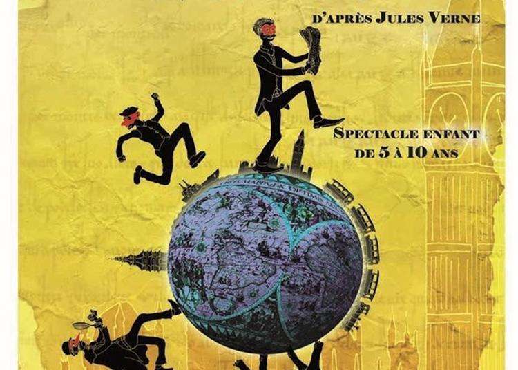 Le Tour Du Monde En 80 Jours à Paris 11ème