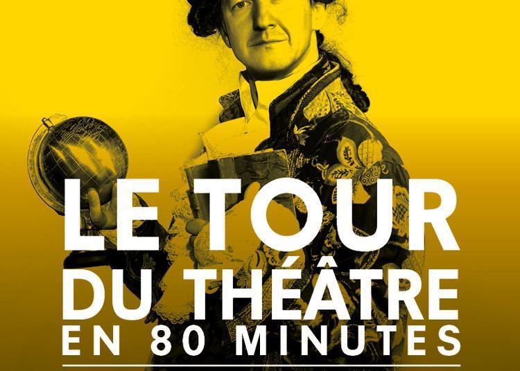 Le Tour du Théâtre en 80 minutes à Paris 6ème