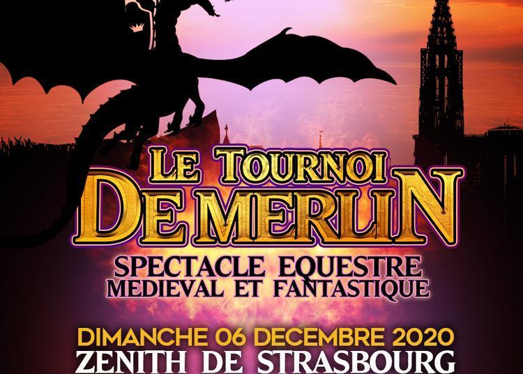 Le Tournoi de Merlin : spectacle équestre médiéval et fantastique à Strasbourg