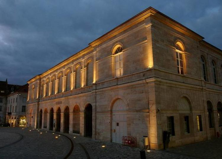 Le Vaisseau Fantôme - Visite Architecturale En Langue Des Signes à Besancon