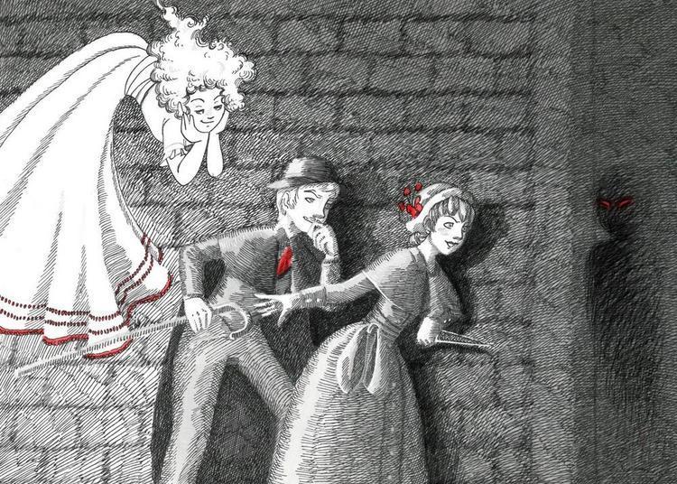 Le Vampire de la rue Morgue à Lyon