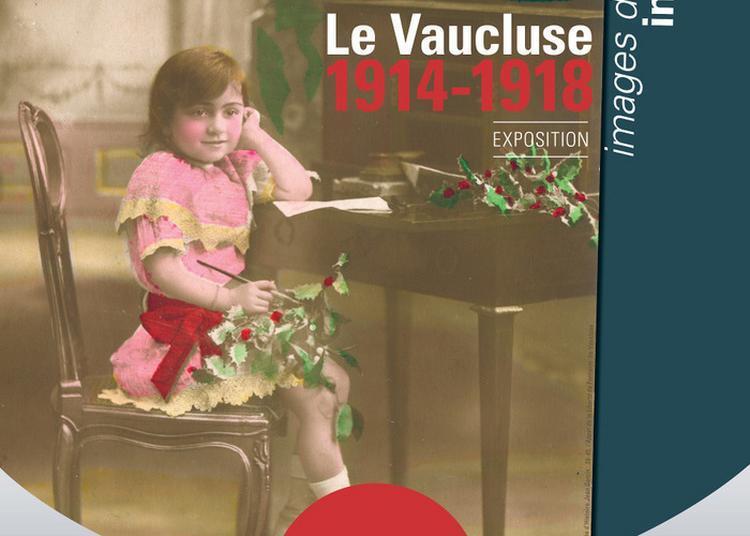 Le Vaucluse : 1914-1918. Images De Guerre, Images De Vies à Avignon